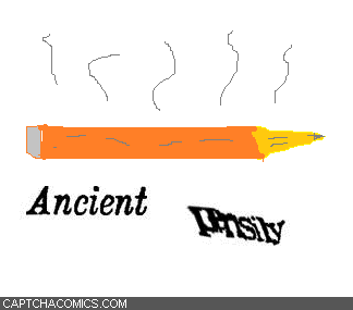 Ancient Pensily